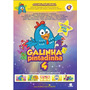 Dvd + Cd Galinha Pintadinha Vol. 4 - Desenho (990107)