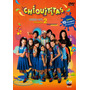 Dvd Chiquititas - Video Hits Vol. 2 * Lacrado Com Tatuagens