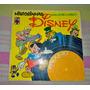 Historinhas Com Livro E Disco Disney - Anos 80