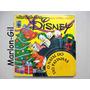 Historinhas Disney Com Livro E Disco-o Natal Do Tio Patinhas