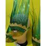 03 Mascaras Luxo Veneza Carnaval 2014 Copa Verde Amarelo