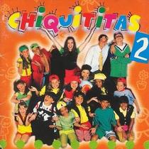 Cd Chiquititas Volume 2 (1998) - Novo