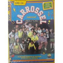 Dvd + Cd Carrossel Especial Astros - Lacrado