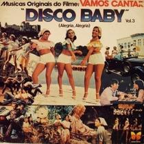 Fita K7-as Melindrosas-disco Baby