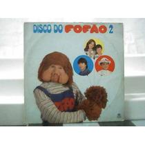 Fofão Fofão Ii / Lp Vinil Rge 1985