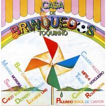 Toquinho - Casa De Brinquedos - Encarte Original - Lacrado