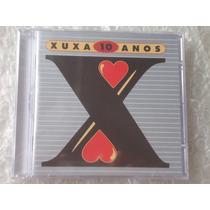 Cd Xuxa 10 Anos Lacrado Frete Gratis