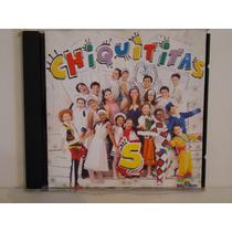Cd - Chiquititas 5 (infantil)