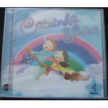 Caixinha De Sonhos 4 - Cd - Musica Para Bebes