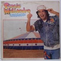 Lp Sergio Mallandro - Pula, Brinca, Agita! - 1989 - Polydor