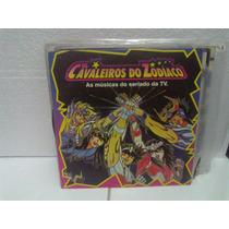 Lp - Cavaleiros Do Zodiaco As Musicas Do Seriado Da Tv 1995