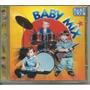 Cd Baby Mix - Baby Mix, Cd Novo