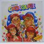 Lp Grupo Chocolate - Batman - 1989 - Csp Records