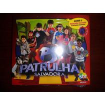 Patrulha Salvadora - Cd Original - Lacrado - Sbt Music