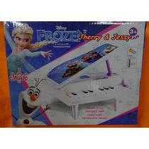 Mini Piano Com Cauda Frozen