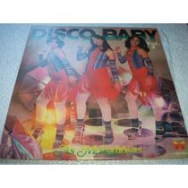 Lp Disco Baby (sula Miranda) As Melindrosas (p)1978