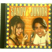 Cd Sandy & Junior - Primeiro Amor 1999