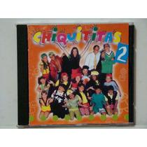 Cd - Chiquititas 2 (infantil)
