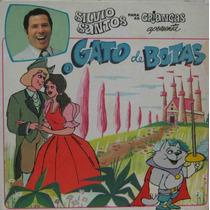 Silvio Santos Para As Crianças Apresenta O Gato De Botas