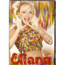 Dvd Eliana Festa Curumim Lacrado! + Cd 2001