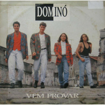 Dominó - Lp Single Vem Provar - (loucura Sin Partitura) 1992