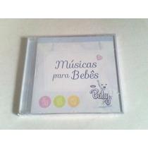 Cd Músicas Para Bebês - Baby (lacrado De Fabrica) Raro