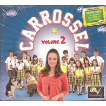 Cd Carrossel Vol.2- Arnaldo Antunes Marisa Monte Maisa Silva