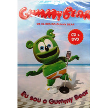 Dvd+cd Gummy Bear - Eu Sou O Gummy Bear (980759)
