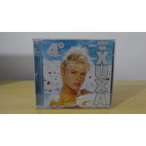 Xuxa # Xou Da Xuxa 4 # Cd Novo E Lacrado # Raridade