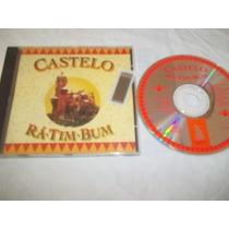 Cd - Castelo Rá-tim Bum - Infantil