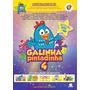 Galinha Pintadinha 4 - Dvd + Cd - Lacrado