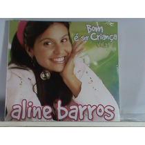 Cd - Aline Barros - (novo - Lacrado - Frete Grátis)