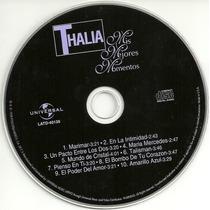Cd Thalia Mis Mejores Momentos (somente O Cd - Original!)