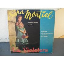 Compacto Sara Montiel Anos 60 Capa Dura