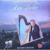 Luis Bordon Lp Boleros Inesqueciveis 1988