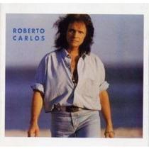 Cd - Roberto Carlos - Amigo Não Chore Por Ela