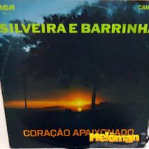 Silveira E Barrinha 1970 Coração Apaixonado Lp Mono