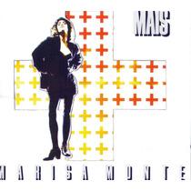 Cd Marisa Monte - Mais - Cd Novo Lacrado - Beija Eu - Rosa