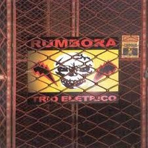 Cd Rumbora Trio Eletrico