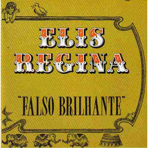 Elis Regina - Falso Brilhante - Frete Grátis