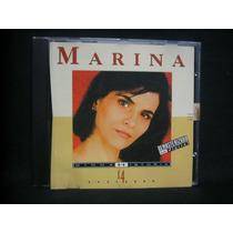 Cd Marina Lima - Minha História (1994)
