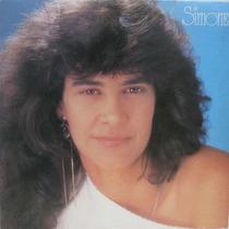 Simone - Amor E Paixão - Lp Cbs 1986 Com Encarte