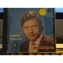 Cd - Paulo Sergio - Paulo Sergio