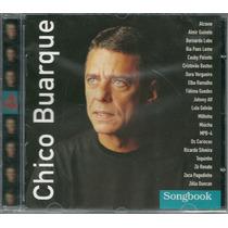 Chico Buarque, Songbook 4, Cd, Almir Guineto,os Cariocas