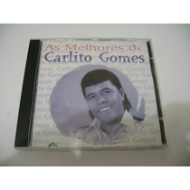 Cd - Carlito Gomes As Melhores De Carlito Gomes