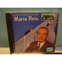 Mario Reis - Raízes Do Samba - Cd Nacional