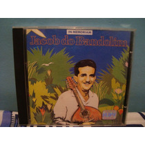 Jacob Do Bandolim - In Memoriam - Cd Nacional