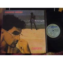 Caetano Veloso Lp Vinilo1987 Argentino Capa Rara Promo