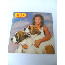 Disco Lp Vinil Cid Guerreiro 1988 Ótimo Estado Coleção