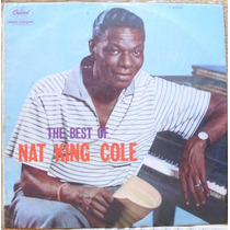 Lp Nat King Cole - The Best Of Nat King Cole - Mono- Capitol